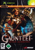 Gauntlet: Seven Sorrows Xbox Front Cover