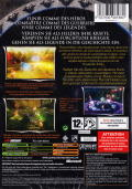 Gauntlet: Seven Sorrows Xbox Back Cover
