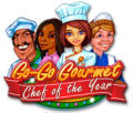 Go-Go Gourmet: Chef of the Year Windows Front Cover
