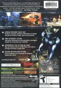 Rogue Trooper Xbox Back Cover