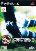 International Superstar Soccer 3 PlayStation 2 Front Cover