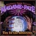 Mystery Case Files: Madame Fate Macintosh Front Cover
