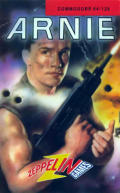 Arnie Commodore 64 Front Cover