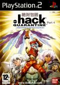 .hack//QUARANTINE - Part 4 PlayStation 2 Front Cover