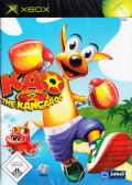 Kao the Kangaroo Round 2 Xbox Front Cover