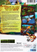 Kao the Kangaroo Round 2 Xbox Back Cover