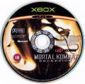 Mortal Kombat: Deception Xbox Media