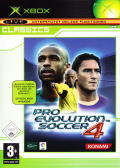 World Soccer: Winning Eleven 8 International Xbox Front Cover