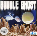 Bubble Ghost Commodore 64 Front Cover