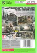 Company of Heroes: Opposing Fronts Windows Back Cover