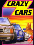 Crazy Cars Commodore 64 Front Cover