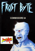 Frost Byte Commodore 64 Front Cover