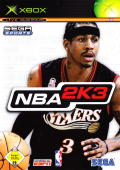 NBA 2K3 Xbox Front Cover