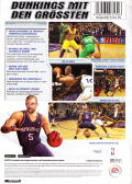 NBA Live 2003 Xbox Back Cover