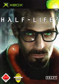 Half-Life 2 Xbox Front Cover