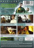 Half-Life 2 Xbox Back Cover