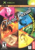Trivial Pursuit: Unhinged Xbox Front Cover