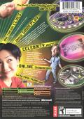 Trivial Pursuit: Unhinged Xbox Back Cover