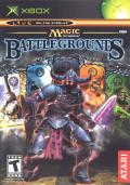 Magic: The Gathering - Battlegrounds Xbox Front Cover
