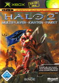 Halo 2: Multiplayer Map Pack Xbox Front Cover