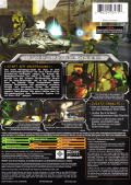 Halo 2: Multiplayer Map Pack Xbox Back Cover
