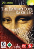 The Da Vinci Code Xbox Front Cover