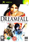 Dreamfall: The Longest Journey Xbox Front Cover