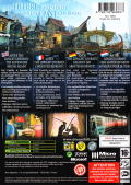 Dreamfall: The Longest Journey Xbox Back Cover