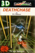 Deathchase ZX Spectrum Front Cover