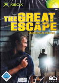 The Great Escape Xbox Front Cover