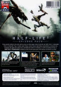 The Orange Box Windows Other Keep Case Back - Half-Life 2 Episode Pack
