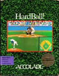 HardBall! Apple IIgs Front Cover