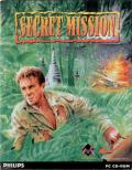 Secret Mission  DOS Front Cover