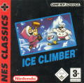 Ice Climber Game Boy Advance Front Cover