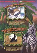 Zoo Vet: Endangered Animals Macintosh Inside Cover Right