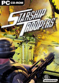 Starship Troopers: Terran Ascendancy Windows Front Cover