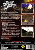 Starship Troopers: Terran Ascendancy Windows Back Cover