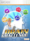 Brain Challenge Xbox 360 Front Cover