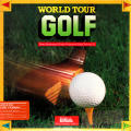 World Tour Golf Apple IIgs Front Cover