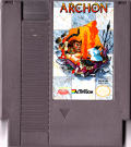 Archon: The Light and the Dark NES Media
