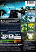 Tom Clancy's Ghost Recon 2: Summit Strike Xbox Back Cover