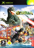 Godzilla: Save the Earth Xbox Front Cover