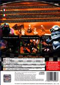 Crazy Frog Racer PlayStation 2 Back Cover