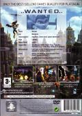 Ratchet & Clank PlayStation 2 Back Cover