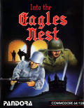 Into the Eagle's Nest Commodore 64 Front Cover