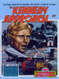 Kennedy Approach Commodore 64 Front Cover