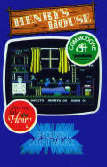 Henry's House Commodore 64 Front Cover
