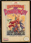 Defenders of Dynatron City NES Front Cover