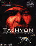Tachyon: The Fringe Windows Front Cover