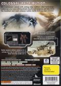 Armored Core: For Answer Xbox 360 Back Cover